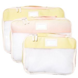 CALPAK Packing cubes sorbet colors